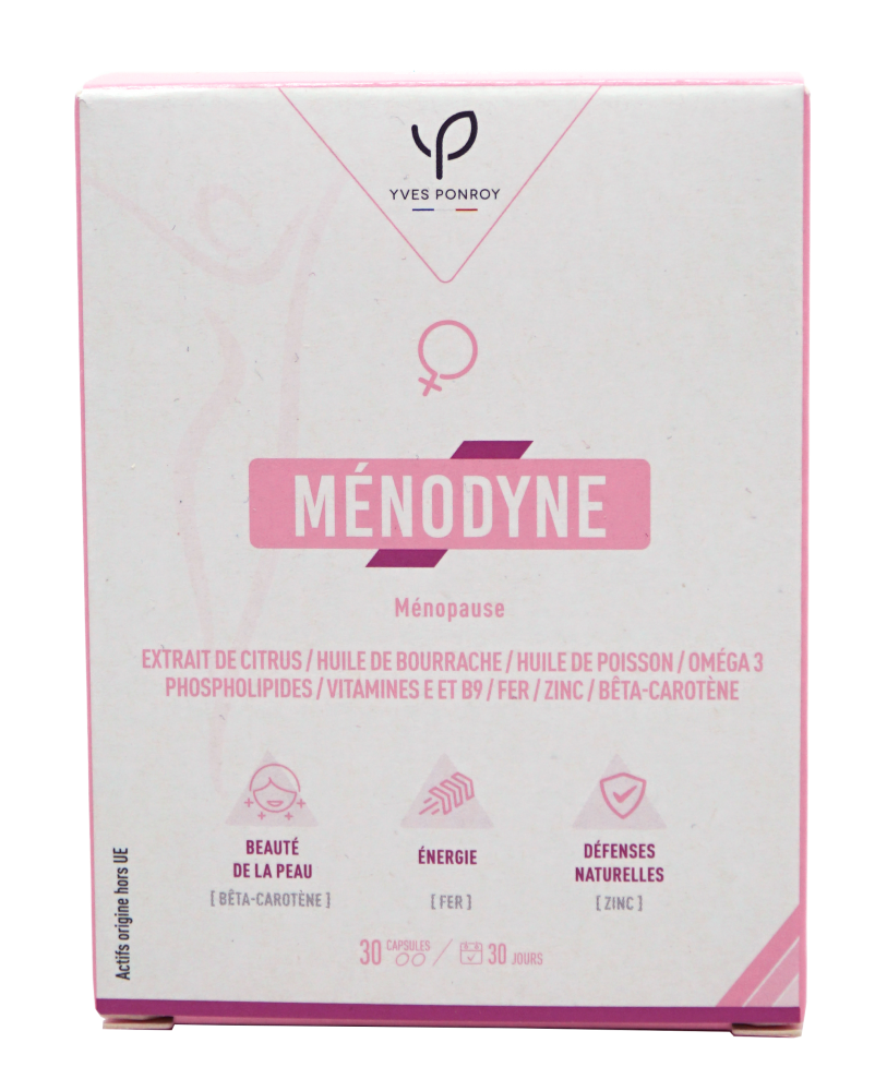 YVES PONROY Menodyne, maisto papildas