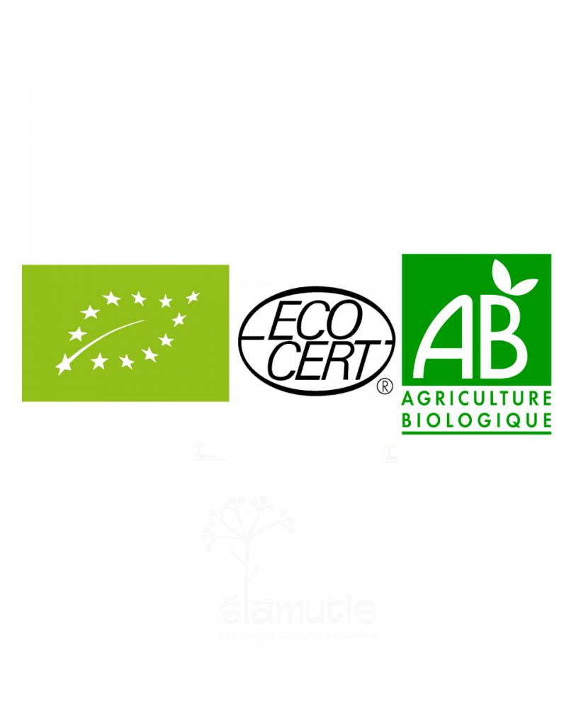 Ekologiška arbata Bio Ponroy Confort Urinaire ( šlapinimosi komfortui – vertimas iš prancūzų kalbos)