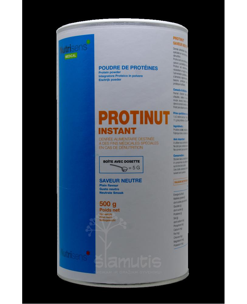 Baltymų milteliai Protinut 500 g