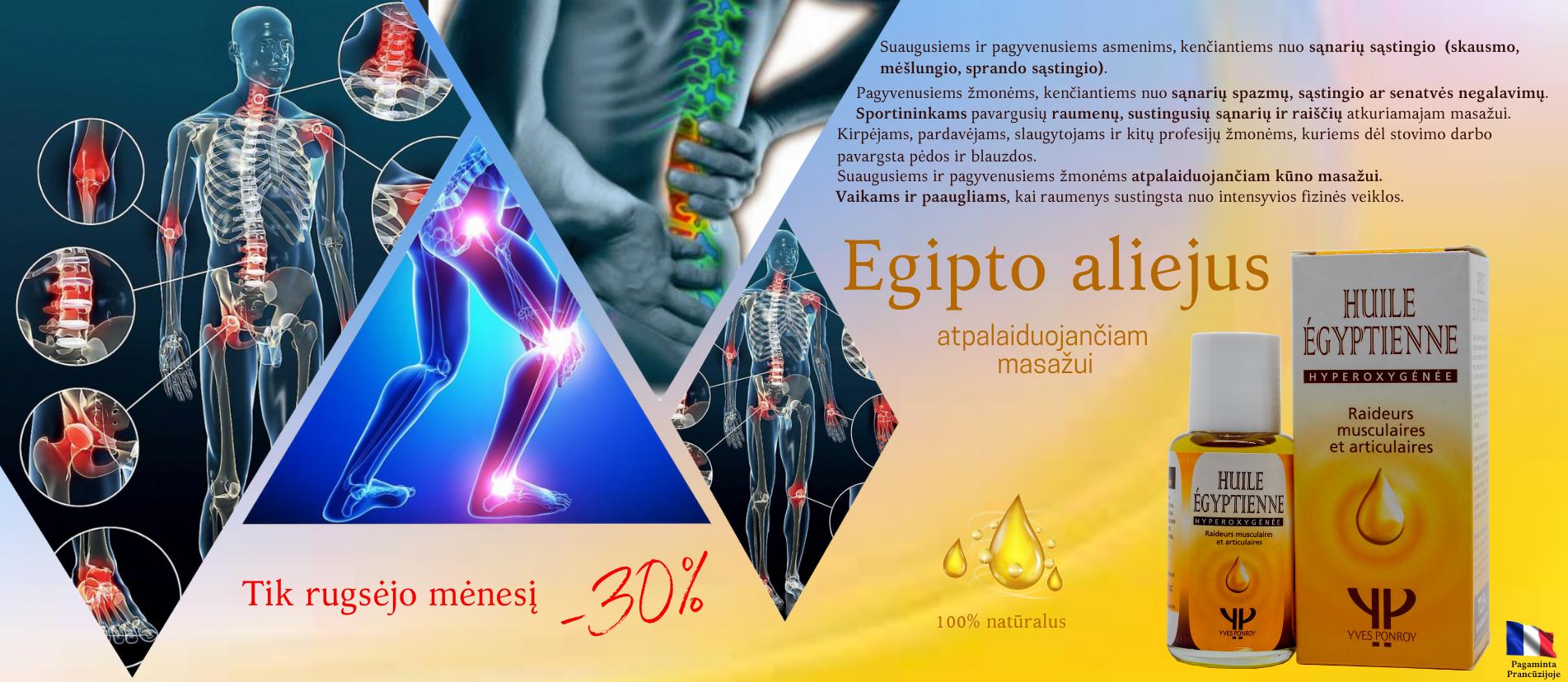 Egipto aliejus