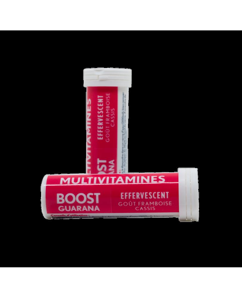 Gvaraninės paulinijos ekstraktas+12 multivitaminų + 8 mikroelementai