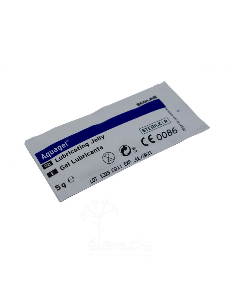 Lubrikantas sterilus universalus AQUAGEL 5 g