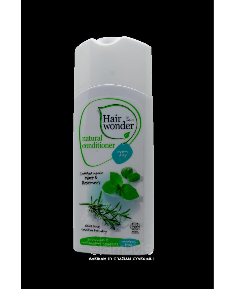 Natūralus kondicionierius kasdieniniam naudojimui Hairwonder 200 ml
