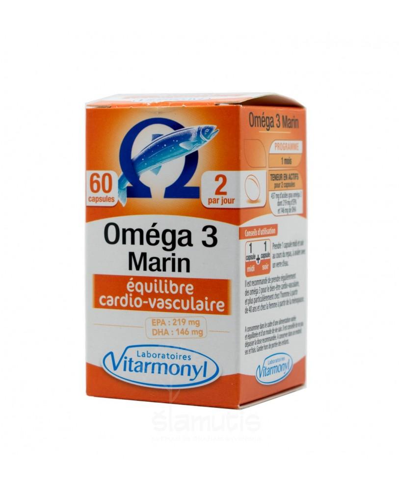 Omega 3 su vitaminu E