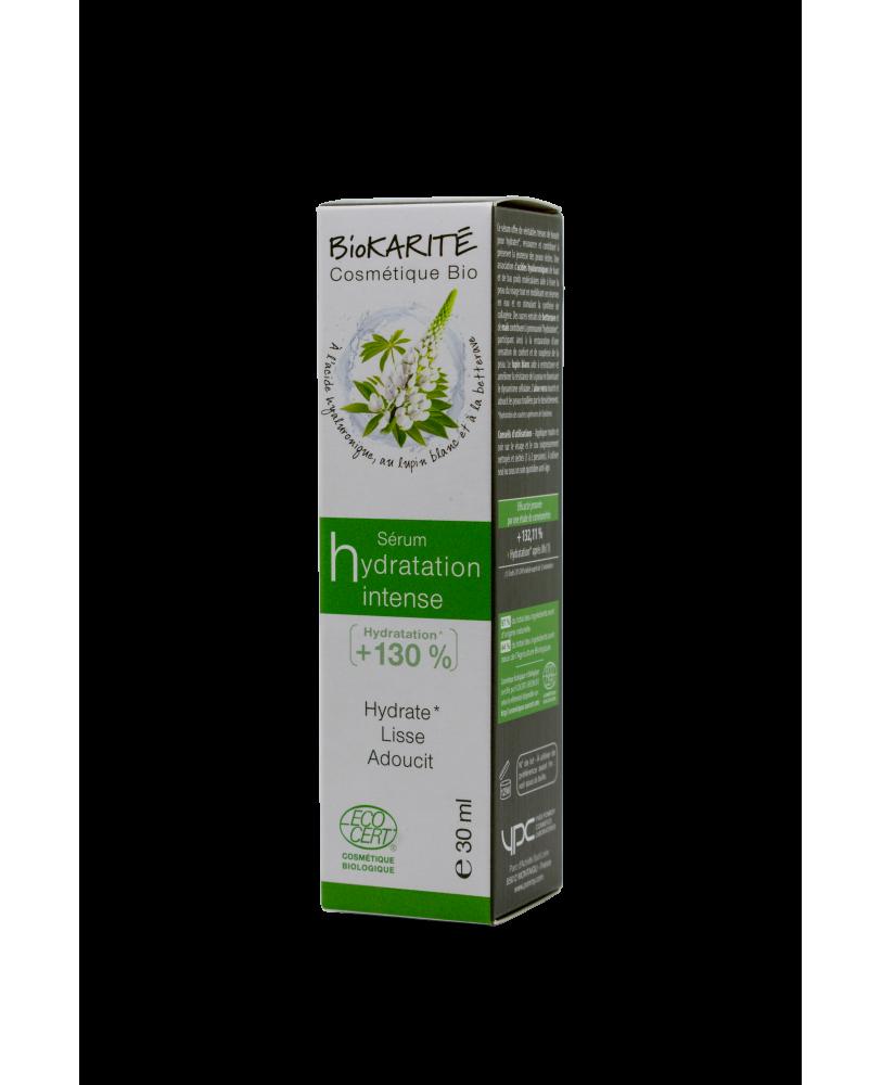 BioKARITE Cosmetique Bio Serumas su hialurono rūgštimi ekologiškas