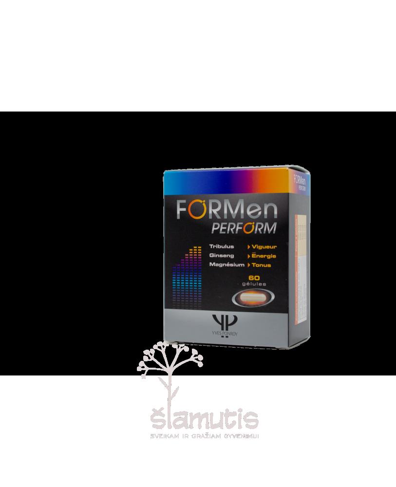 FORMen perform